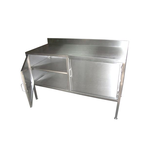 Mueble multiuso metal clinic muebles clinicos en acero for Muebles en acero inoxidable bogota